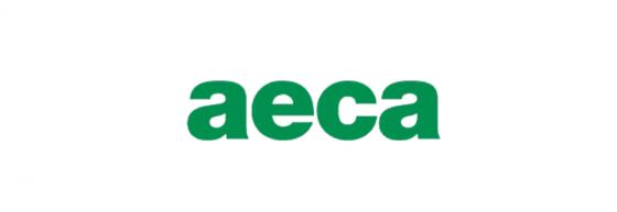 Aparición en la revista AECA
