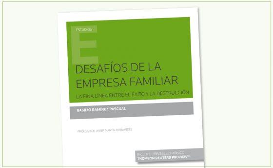 Novedad con Aranzadi-Thomson Reuters: 'Desafíos de la empresa familiar'