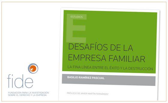 """Presentación en Madrid del libro """"Desafíos de la Empresa Familiar"""""""