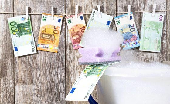 Medidas anti-blanqueo del Parlamento Europeo