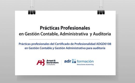 Prácticas Profesionales en Gestión Contable, Administrativa y Auditoria