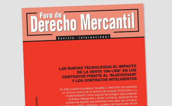 Revista Internacional de Derecho Mercantil