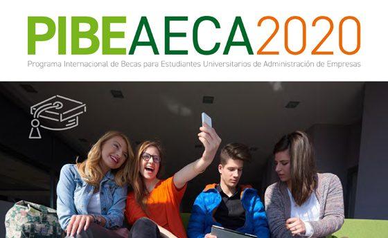 Apoyamos las Becas AECA en su nueva convocatoria Noviembre 2019